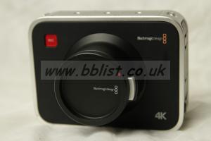 BLACKMAGIC PRODUCTION CAMERA 4K / RAW / ProRes (Canon EF )