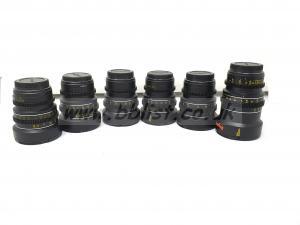 Veydra Mini Prime M4/3 Lens Set (12/16/25/35/50/85mm)