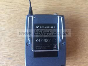 Sennheiser EW 100 G2 Transmiter