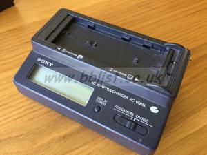 Sony Battery Charger AC-VQ850