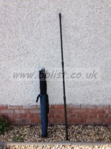 Panamic Boom Pole 1m83cm  with Petrol PBP-2 protective case
