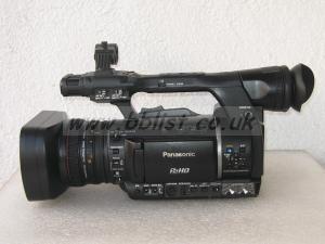 Panasonic AG-HPX250E camcorder