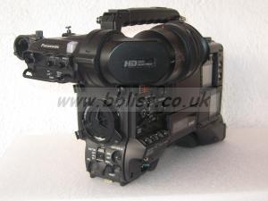 Cámara Panasonic AJ-HPX3100G P2 HD
