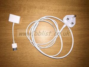 "Apple Mac Mini i7, Apple extended keyboard, Dell 23"" mo"