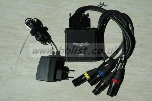 Schoeps SuperCMIT incl. Mini-DA42 and cables
