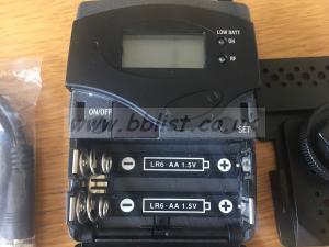 Sennheiser EW 100 G2 Receiver