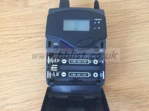 Sennheiser G3 300 In ear monitor Receiver