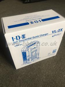 IDX VL-2X charger