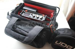 Sound Devices 633 Mixer with bag & batteries
