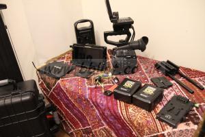 4k Raw Canon C500 EF +  Atomos Shogun + kit
