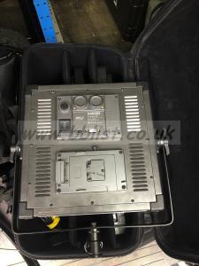 3 x F&V K4000S Bi-Color LED Light Panels with case