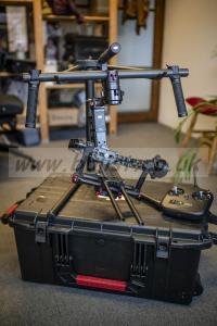 DJI Ronin FULL SIZE (original) for heavier cameras inc case