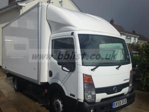 Fully equipped Lighting Van for sale