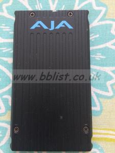 AJA PAK512 SSD for Ki Pro & CION 512GB