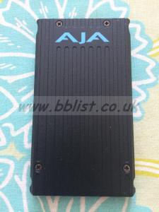 AJA PAK512 SSD for Ki Pro & CION 512GB (2nd Card)