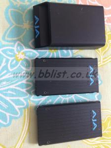 AJA PAK Media SSD Dock