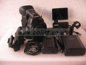 EOS C300 MarkI EF Cámara Canon EOS C300 MarkI EF con 1596h