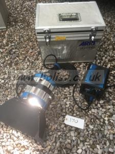 ARRI 200W MSR Cased Kit