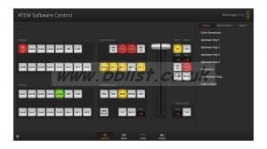 ATEM Blackmagic Production Studio 4K