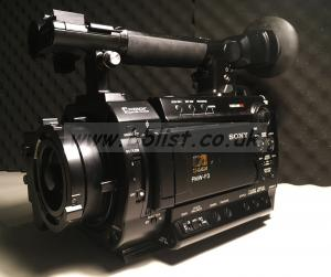 SONY PMW-F3 Cinealta Super 35mm