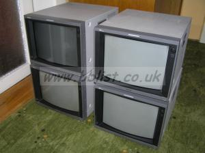 SONY CRT monitors PVM-L