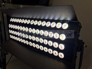 4 Long studio or location LED lite