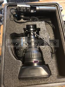 Canon HJ22x7.6B IRSE LENS