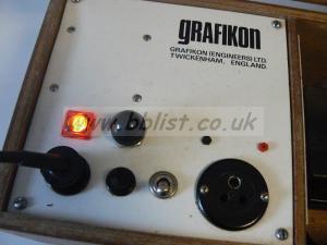 Grafikon CRT colour monitors up instrument