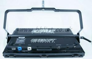 CINEMILLS CINESOFT LED LUMINARIES as ARRI SKYPANEL