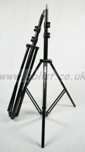 Kit 5 light stands Walimex and Flolight