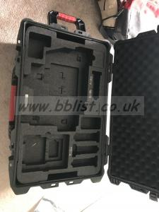 DJI RONIN Plastic Case with original foam
