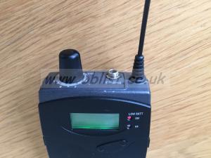 Sennheiser G2 300 In ear monitor Receiver