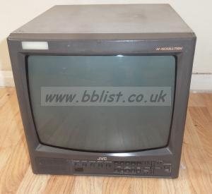 JVC BM-H1400 Hi-Res 14inch Broadcast Monitor 750TV Lines