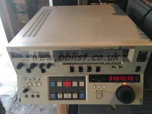 Sony VO-9850PS U-MATIC RECORDER