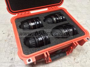 Canon Superspeed Prime Lenses