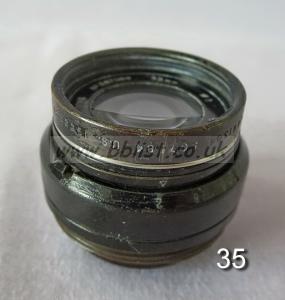 Cooke Panchro Lenses, unmounted, 'War Finish' 35-1