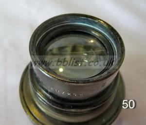 Cooke Panchro Lenses, unmounted, 'War Finish' 50-6
