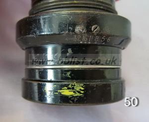 Cooke Panchro Lenses, unmounted, 'War Finish' 50-7