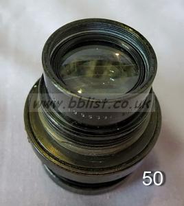 Cooke Panchro Lenses, unmounted, 'War Finish' 50-11