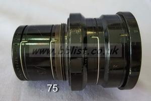 Cooke Panchro Lenses, unmounted, 'War Finish' 75-9