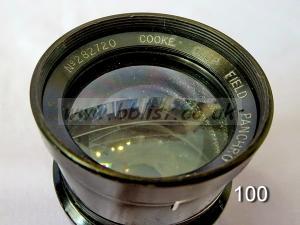 Cooke Panchro Lenses, unmounted, 'War Finish' 100-1