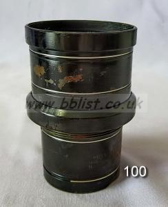Cooke Panchro Lenses, unmounted, 'War Finish' 100-4