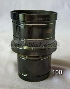 Cooke Panchro Lenses, unmounted, 'War Finish' 100-5