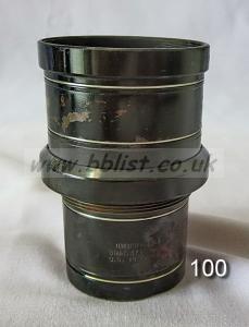 Cooke Panchro Lenses, unmounted, 'War Finish' 100-7