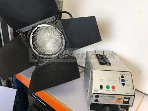Strand 2.5kw MST fresnel lamp