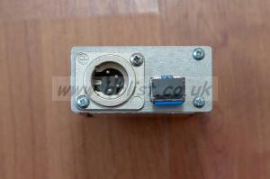 BLUEBELL  Optical Transmitter