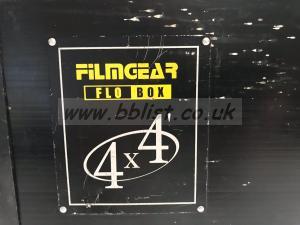 Filmgear 4 ft 4 bank fixture Keno ballast and header