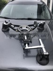 Ronford Baker Suction Cup Stand/Car Mount/Camera Support