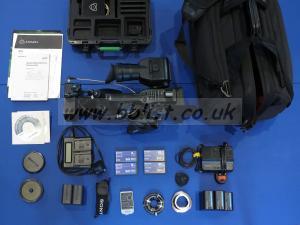 Sony PMW EX3 Camcorder & Samurai recorder