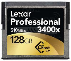 Lexar 128GB CF 3400x